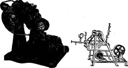 """Качающийся автоклав на рабочее давление 1000 ат """"Трясучка"""" для перемешивания содержимого автоклава."""