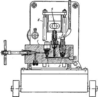 Жидкостный насос 'гидрокомпрессор' конструкции Л. Ф. Верещагина