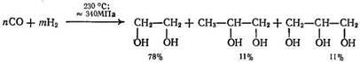 Комплексы родия тоже пригодны для превращения смеси оксида углерода и водорода в полиоксисоединения