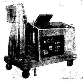 Общий вид сверхцентрифуги FC-100 для очистки трансформаторного масла