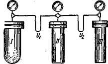 Схема термокомпрессионной установки